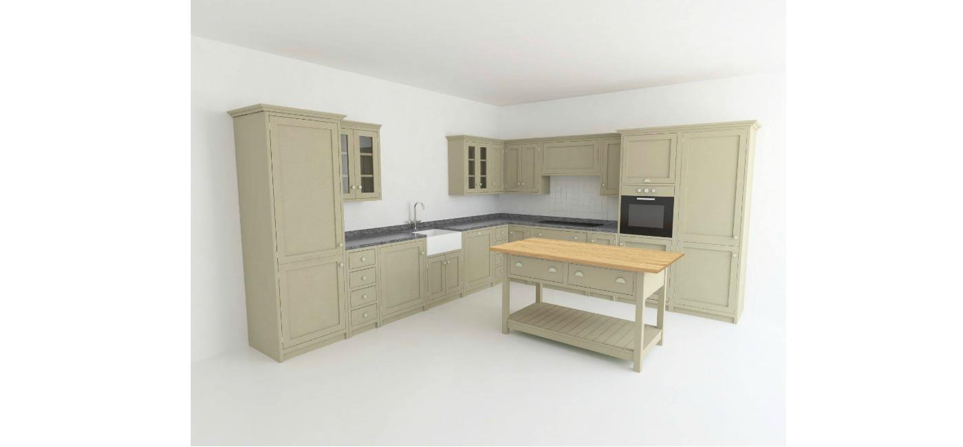 Kuchyne Orechovka 11